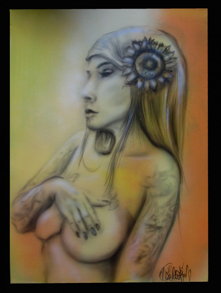 Tattoo Girl 2013